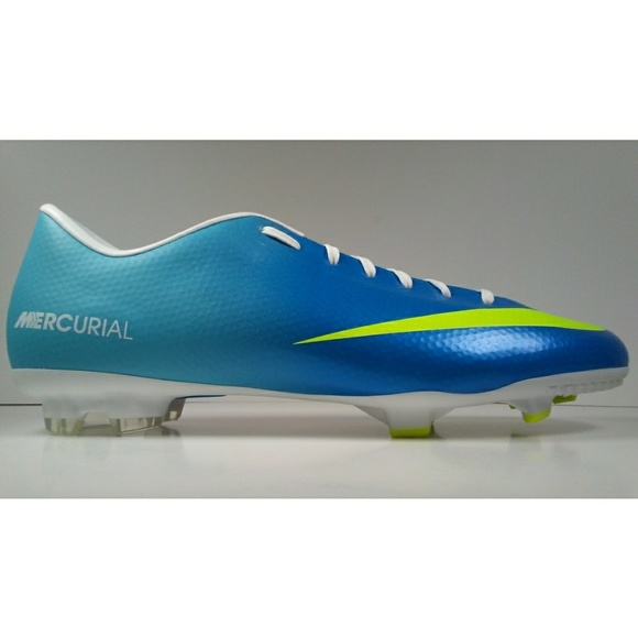 nouveau style e85f6 6bd5a Rare! 2012 Nike Mercurial Victory IV FG NWT